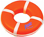 Life Saver Ring Stress Balls
